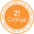 21 Orange Website Design - Hereford & Cardiff